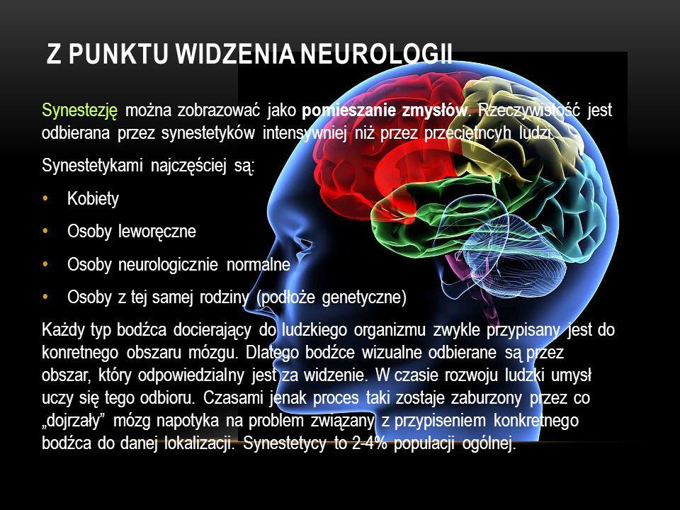 Z punktu widzenia neurologii