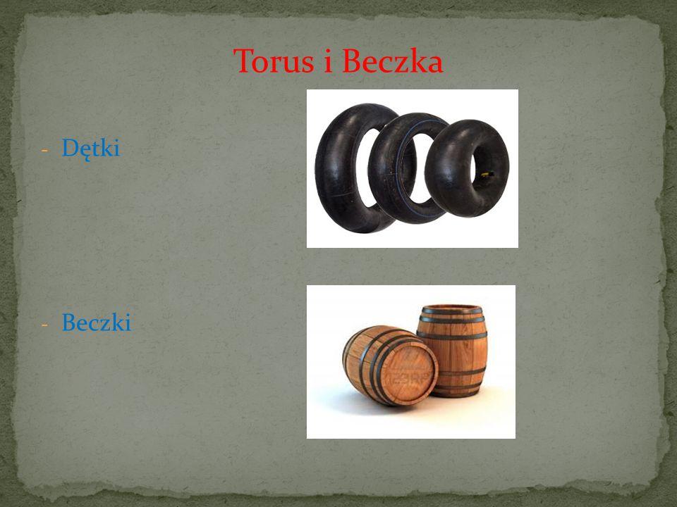 Torus i Beczka Dętki Beczki