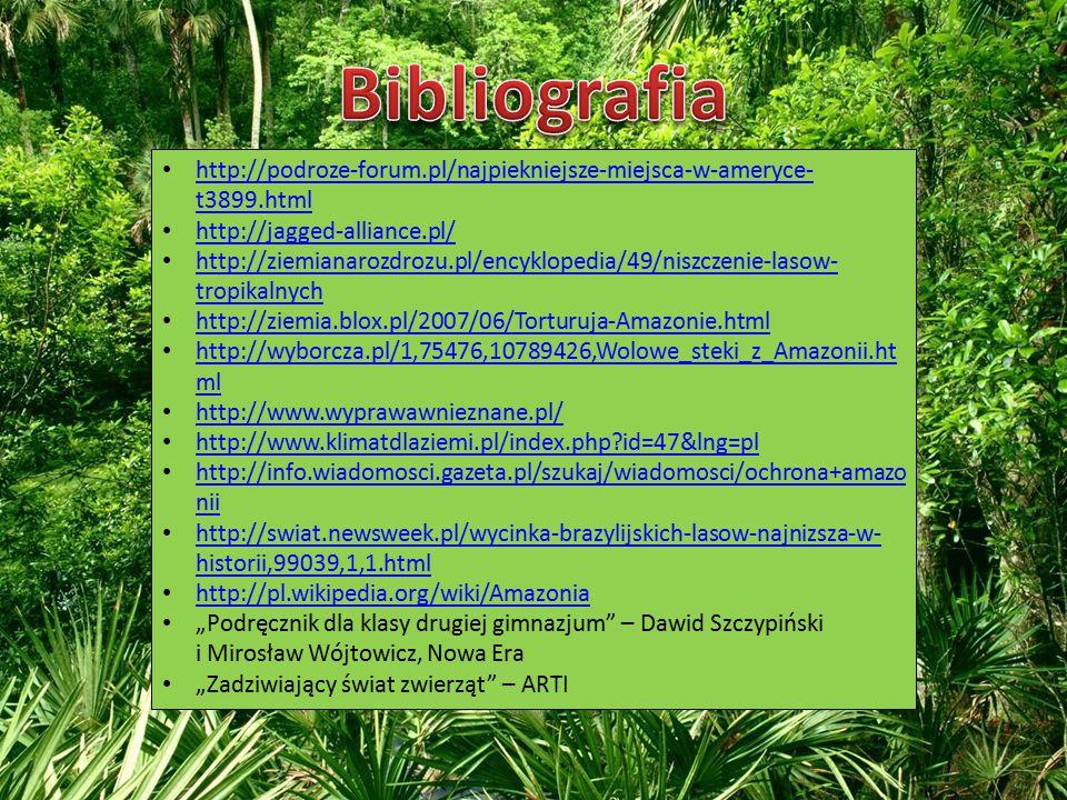 Bibliografia http://podroze-forum.pl/najpiekniejsze-miejsca-w-ameryce-t3899.html. http://jagged-alliance.pl/