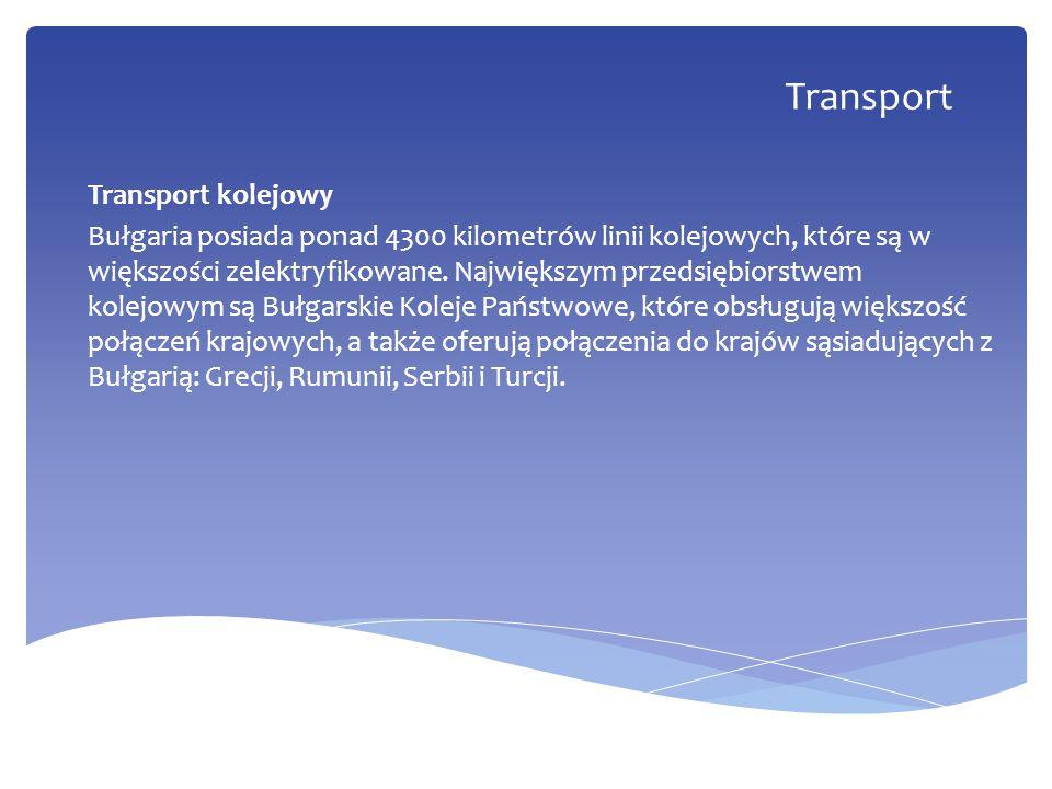 Transport Transport kolejowy