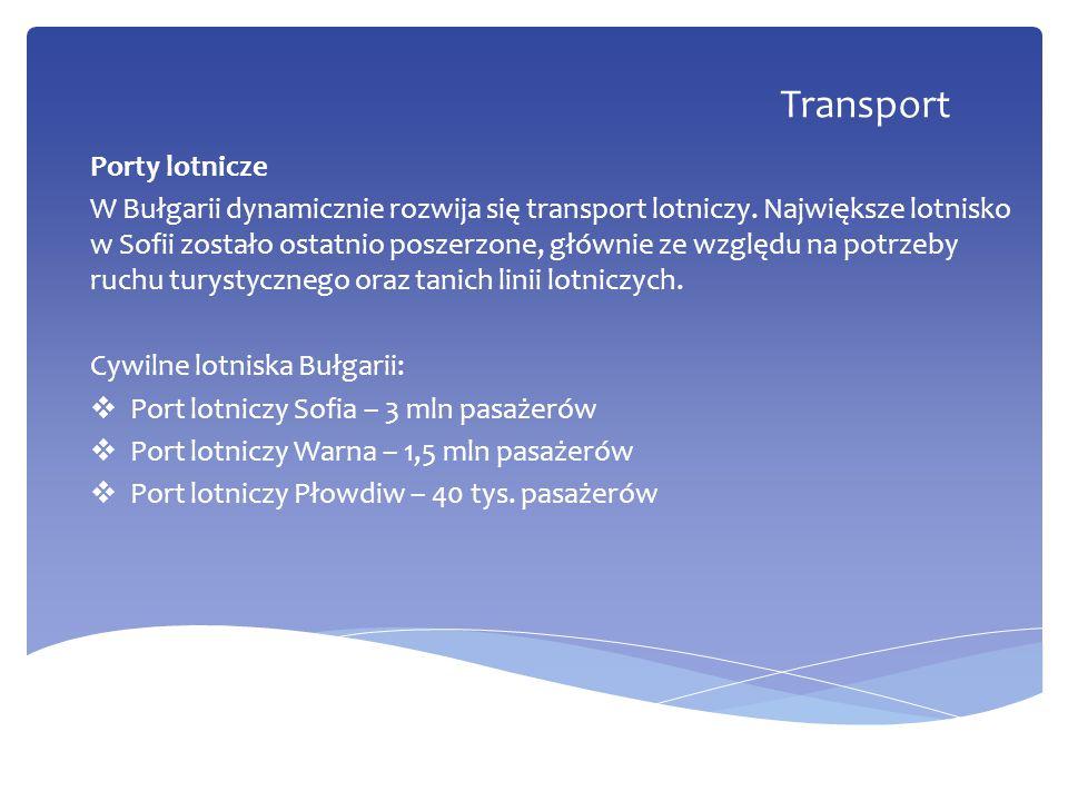 Transport Porty lotnicze