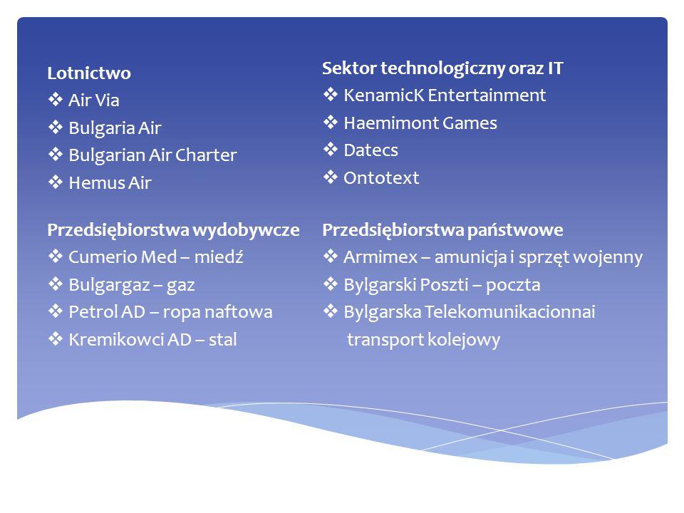 Sektor technologiczny oraz IT