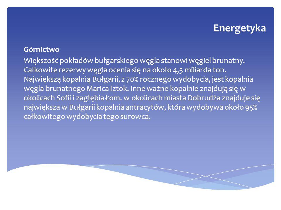 Energetyka Górnictwo.