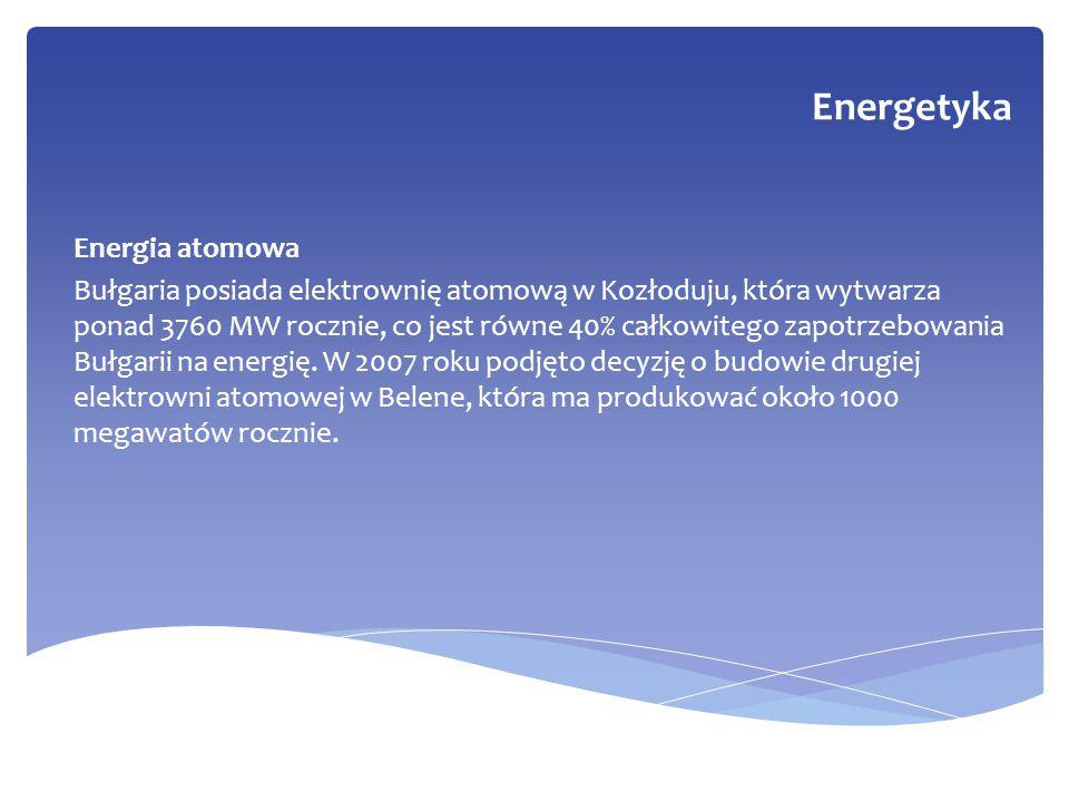 Energetyka Energia atomowa