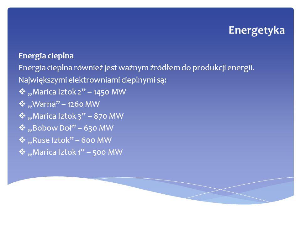 Energetyka Energia cieplna