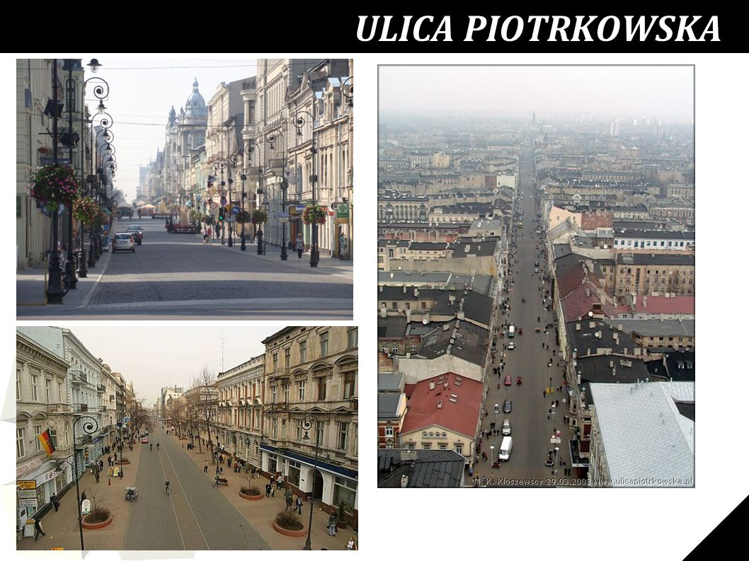 ULICA PIOTRKOWSKA 21