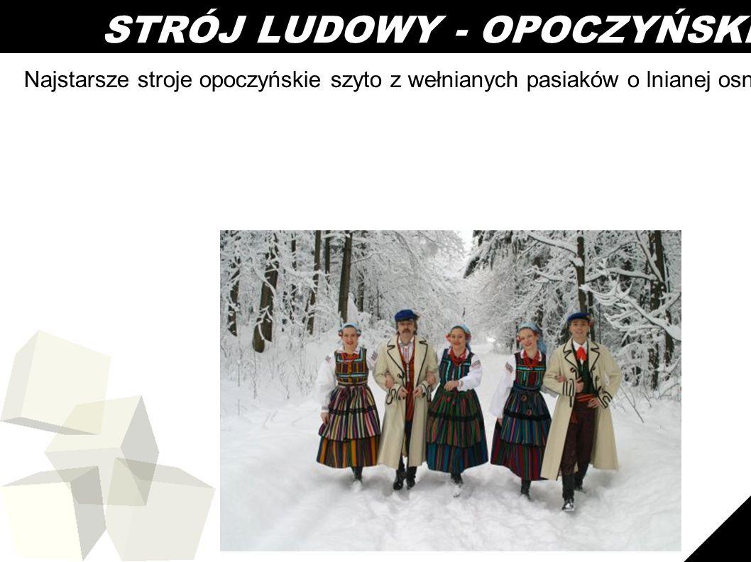 STRÓJ LUDOWY - OPOCZYŃSKI