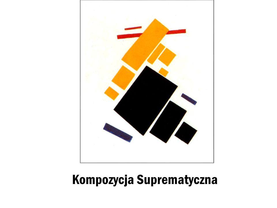 Kompozycja Suprematyczna