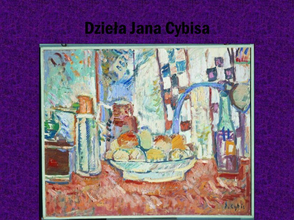 Dzieła Jana Cybisa