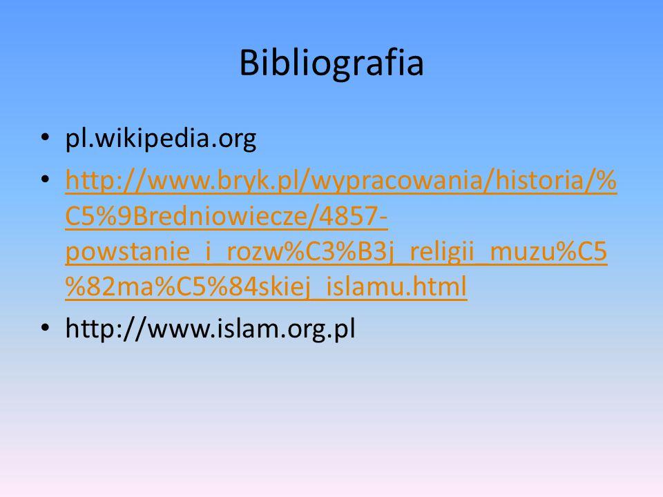 Bibliografia pl.wikipedia.org