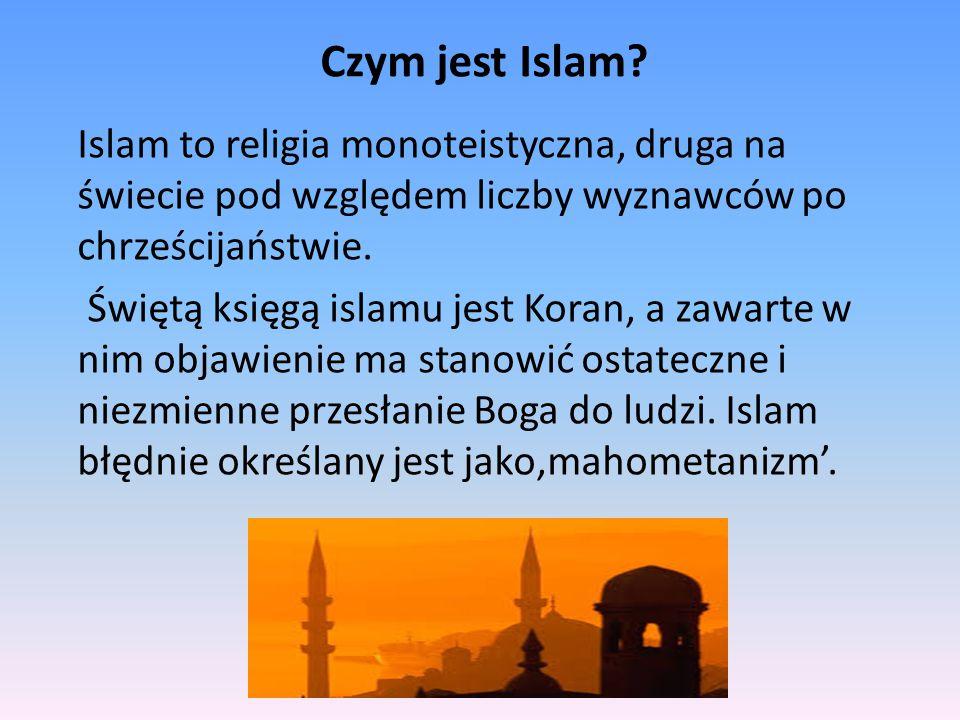 Czym jest Islam