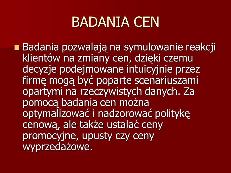 BADANIA CEN