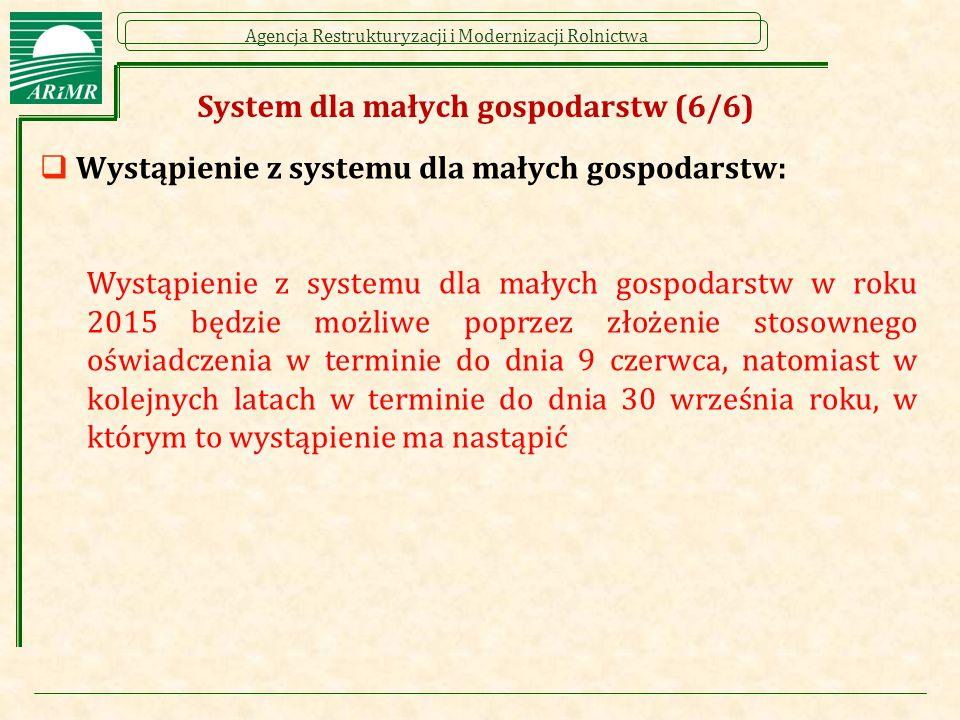 System dla małych gospodarstw (6/6)