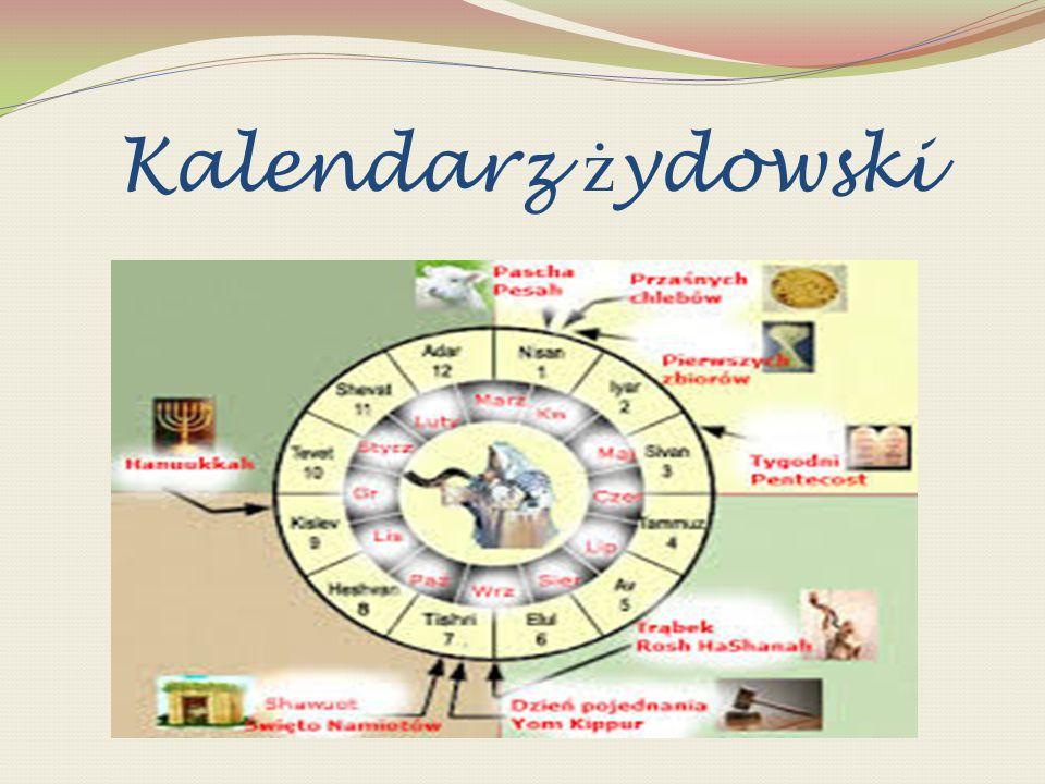 Kalendarz żydowski