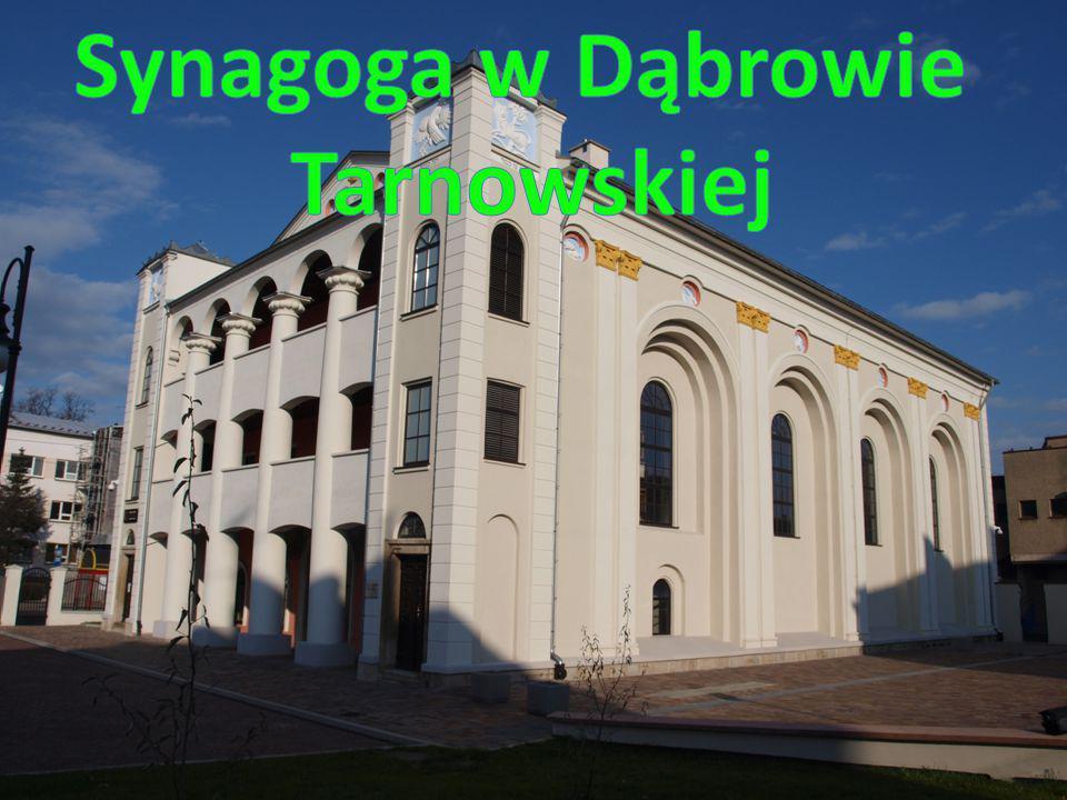 Synagoga w Dąbrowie Tarnowskiej