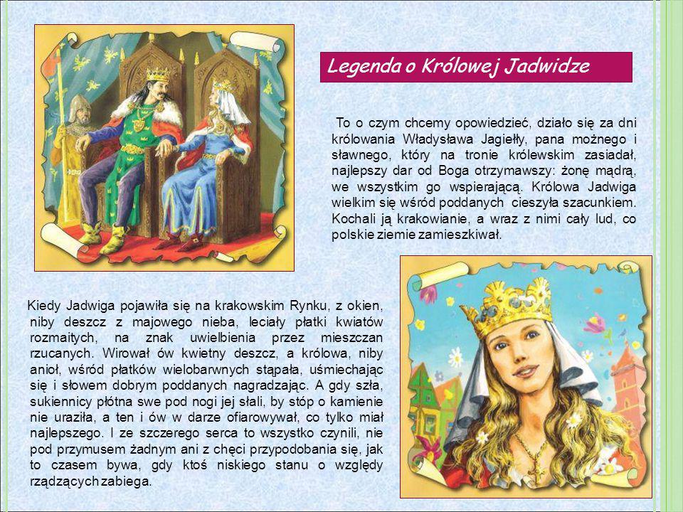 Legenda o Królowej Jadwidze