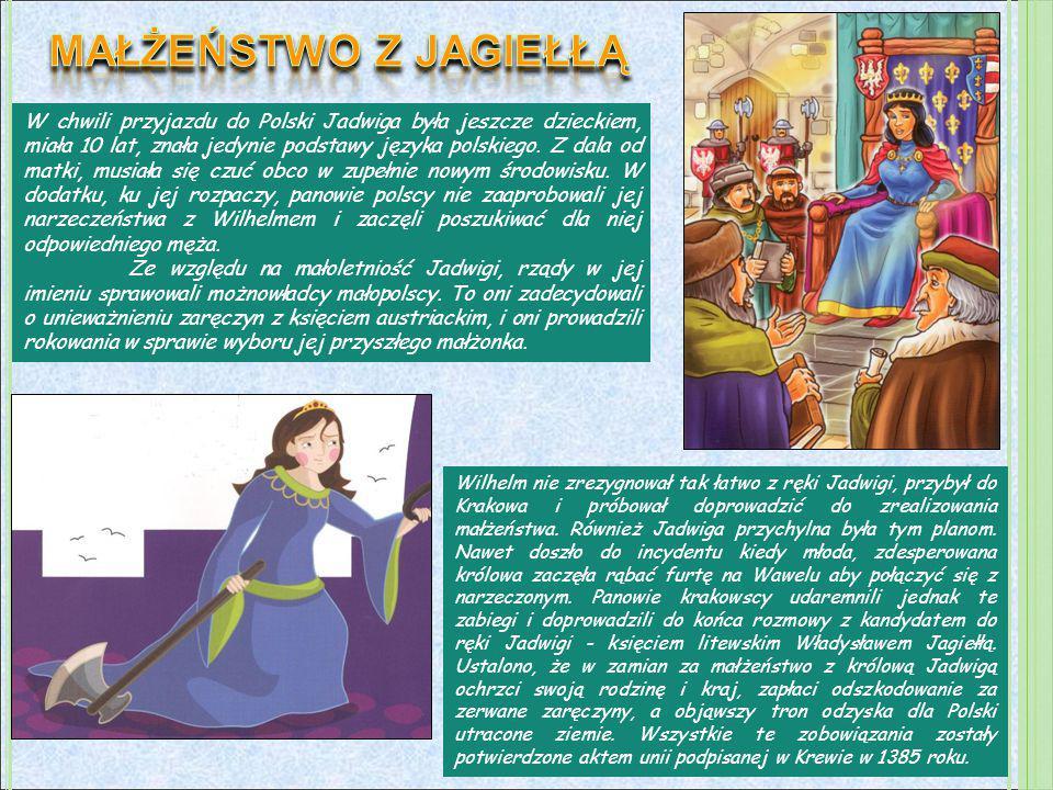 małżeństwo Z Jagiełłą