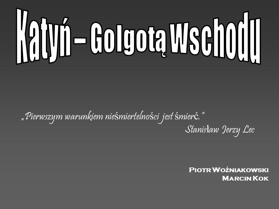 Piotr Woźniakowski Marcin Kok