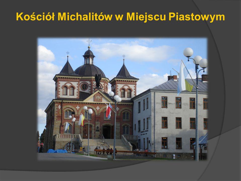 Kościół Michalitów w Miejscu Piastowym