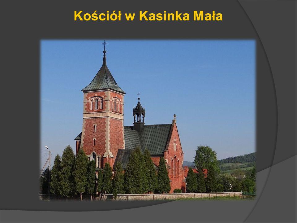 Kościół w Kasinka Mała