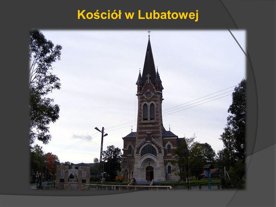 Kościół w Lubatowej