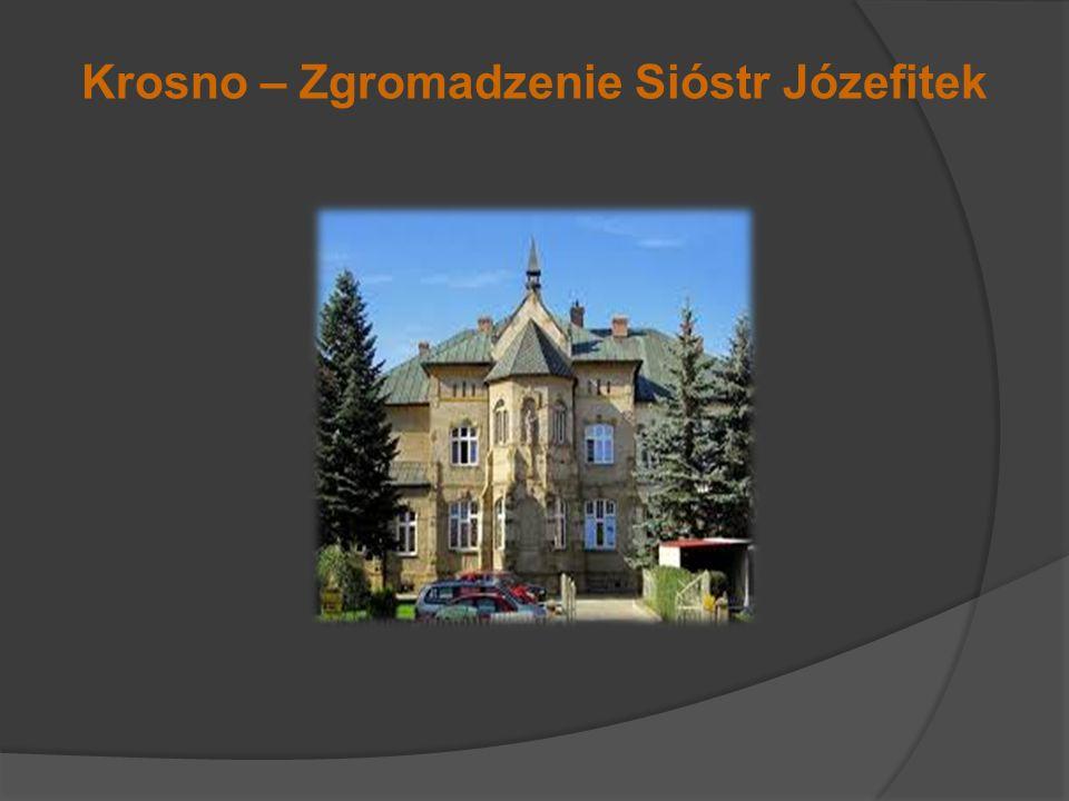 Krosno – Zgromadzenie Sióstr Józefitek