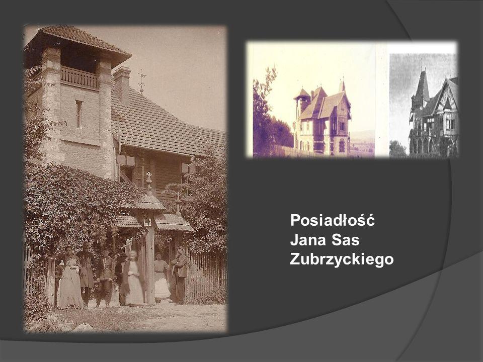 Posiadłość Jana Sas Zubrzyckiego