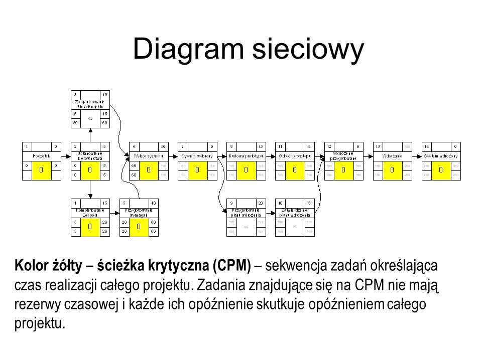 Diagram sieciowy