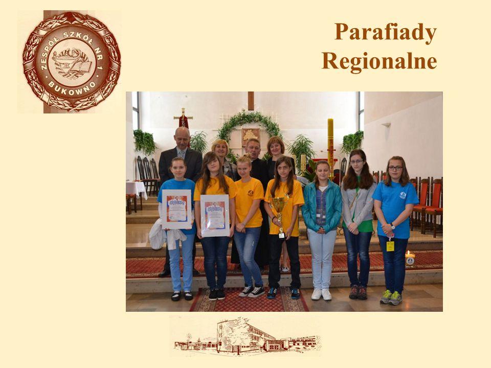 Parafiady Regionalne