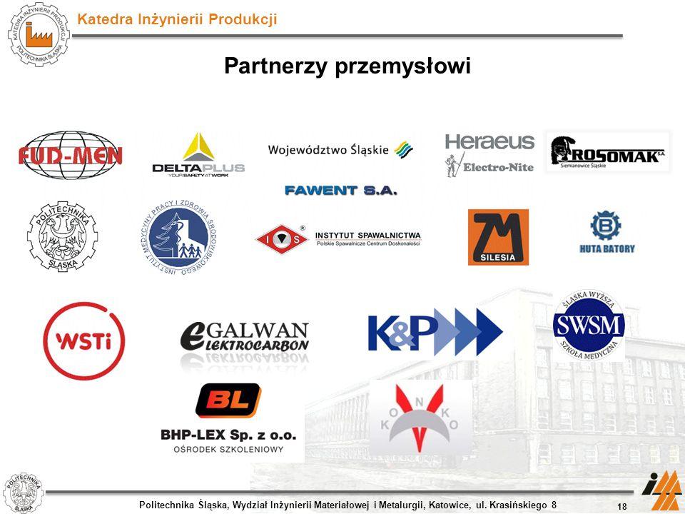 Partnerzy przemysłowi