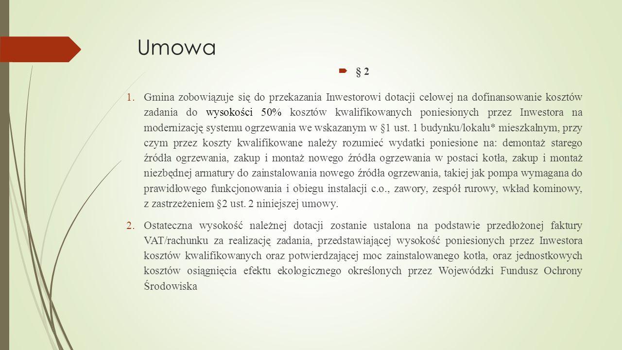 Umowa § 2.