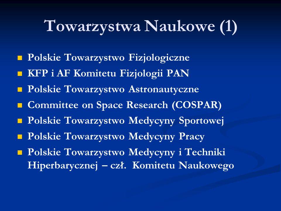 Towarzystwa Naukowe (1)