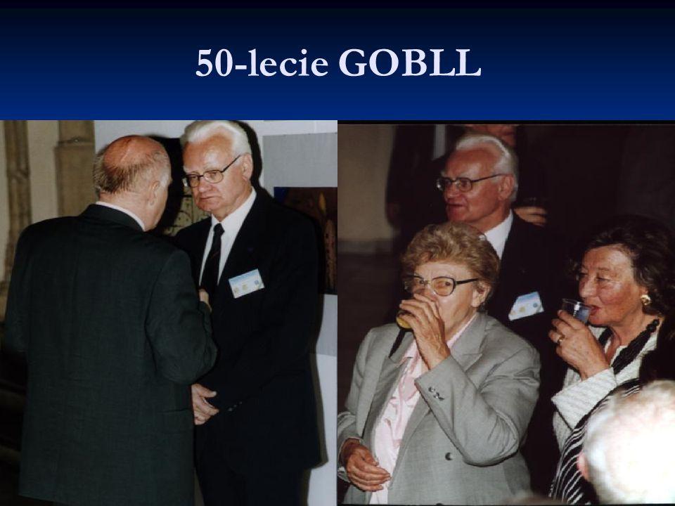 50-lecie GOBLL