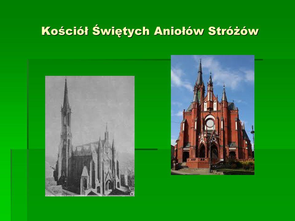 Kościół Świętych Aniołów Stróżów