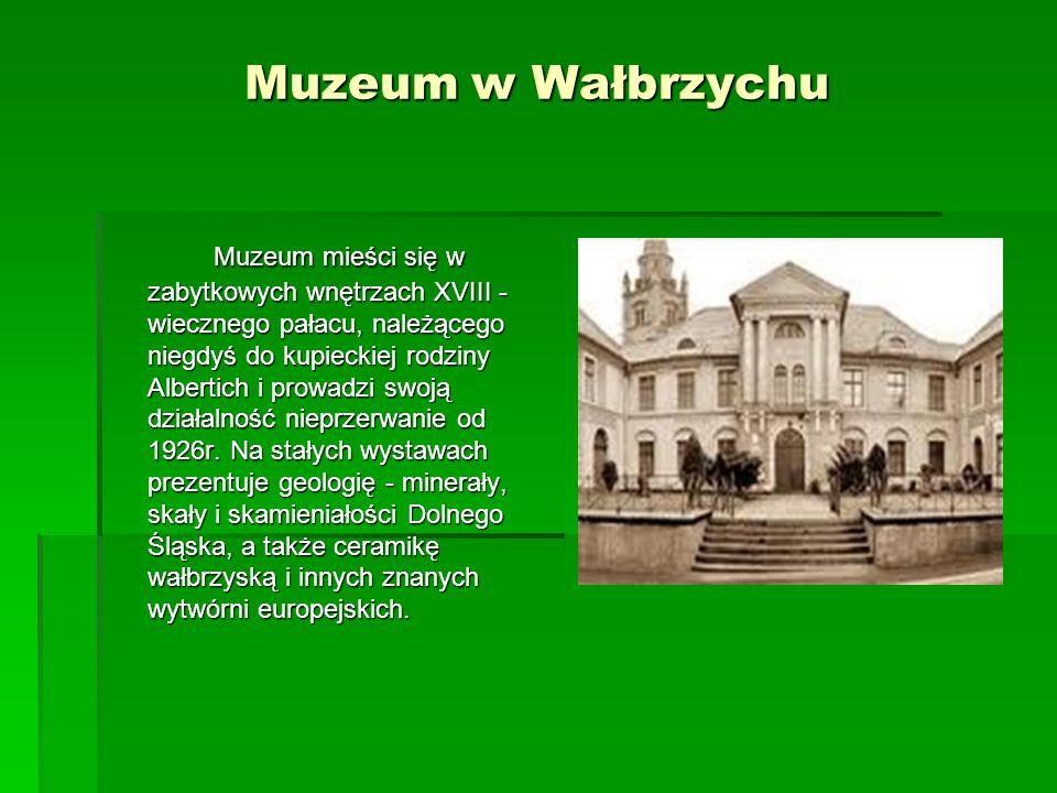 Muzeum w Wałbrzychu