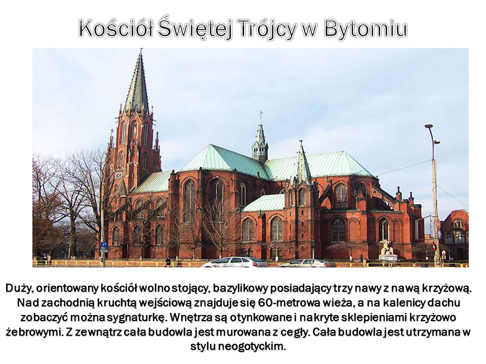 Kościół Świętej Trójcy w Bytomiu