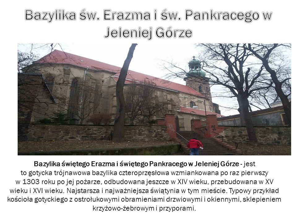 Bazylika św. Erazma i św. Pankracego w Jeleniej Górze
