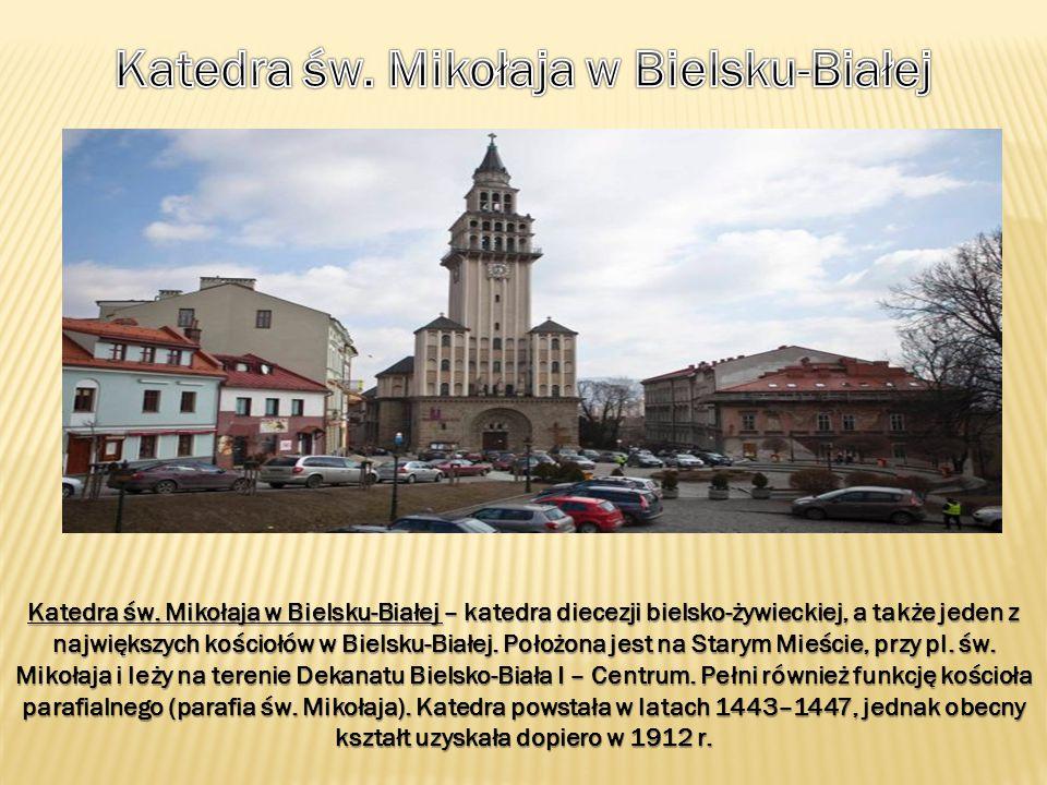 Katedra św. Mikołaja w Bielsku-Białej