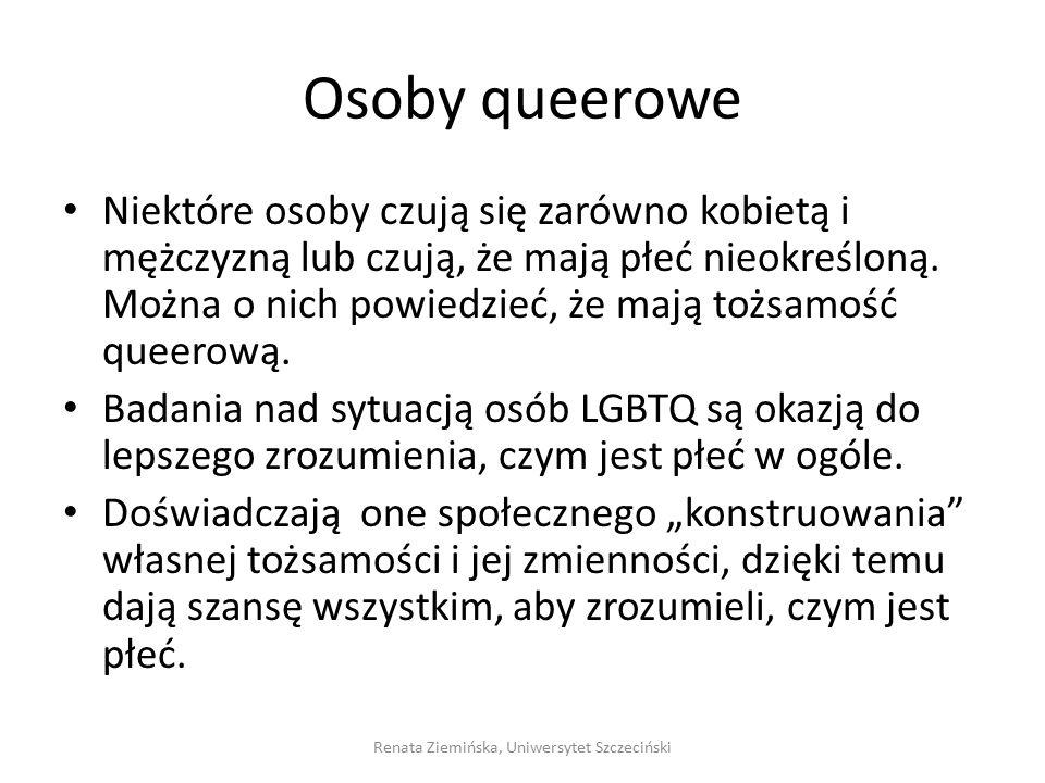 Renata Ziemińska, Uniwersytet Szczeciński
