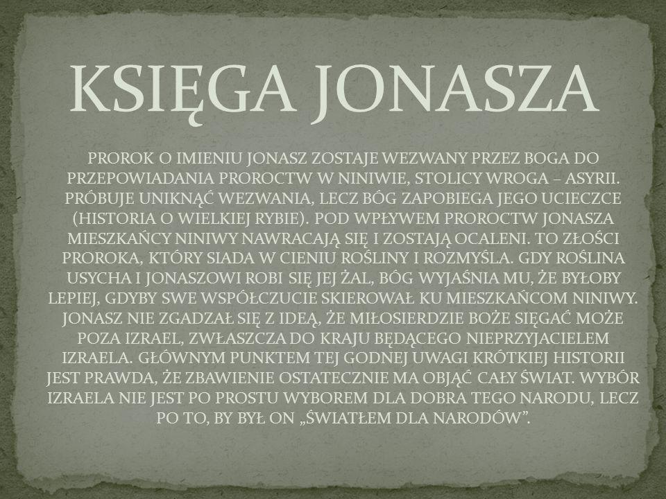 KSIĘGA JONASZA
