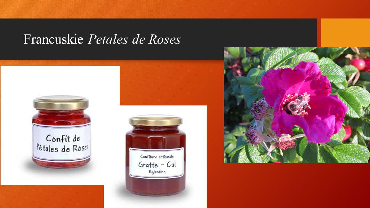 Francuskie Petales de Roses