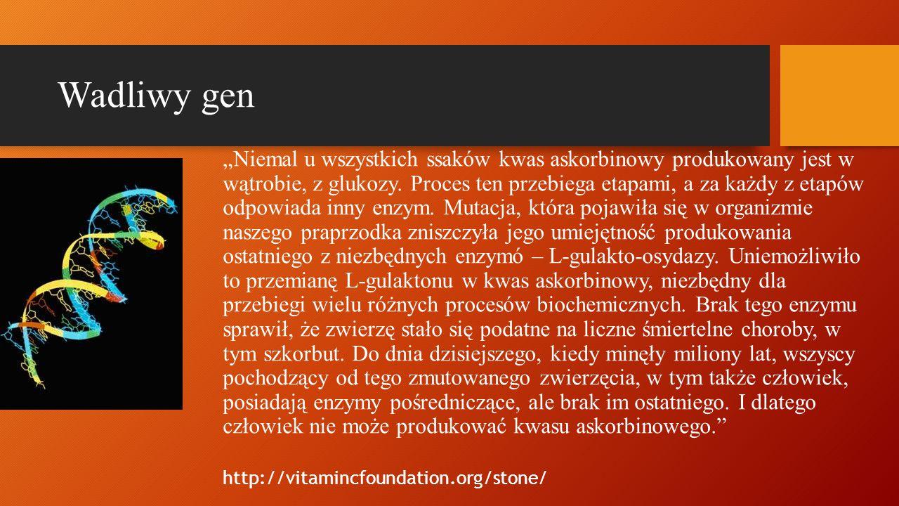 Wadliwy gen