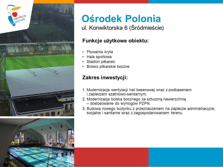 Ośrodek Polonia ul. Konwiktorska 6 (Śródmieście)