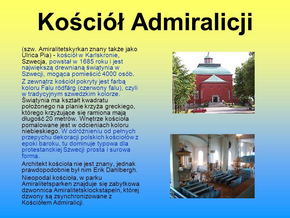 Kościół Admiralicji