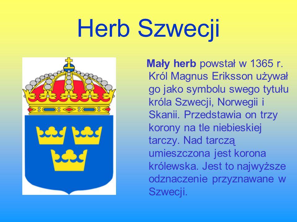 Herb Szwecji