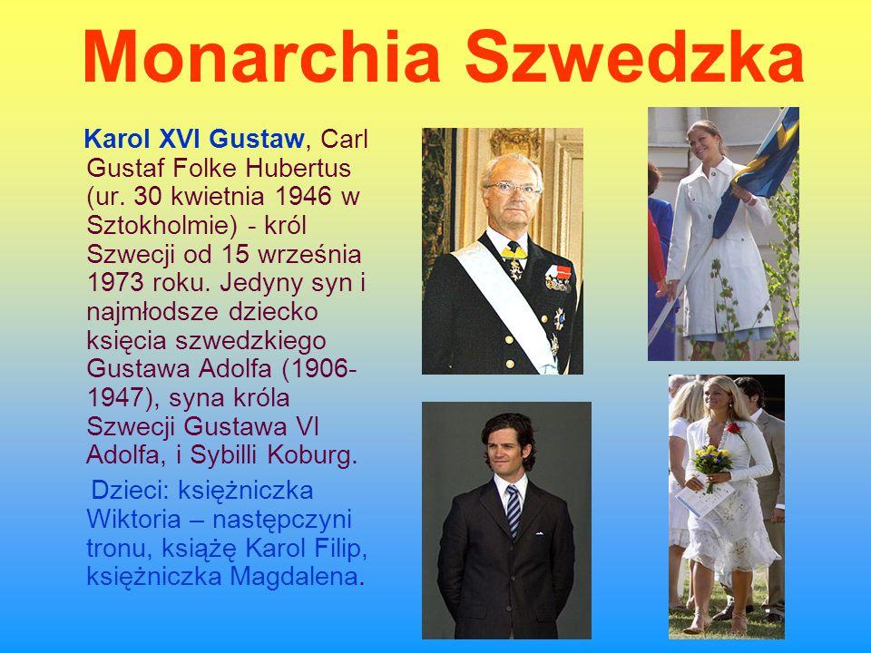 Monarchia Szwedzka