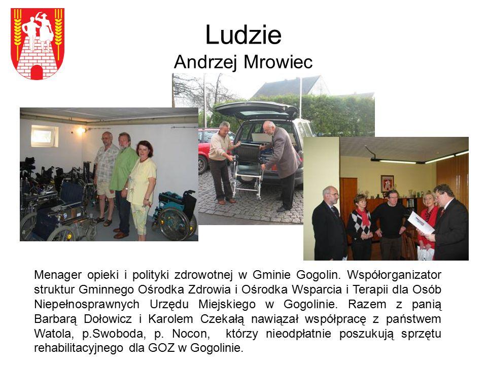 Ludzie Andrzej Mrowiec