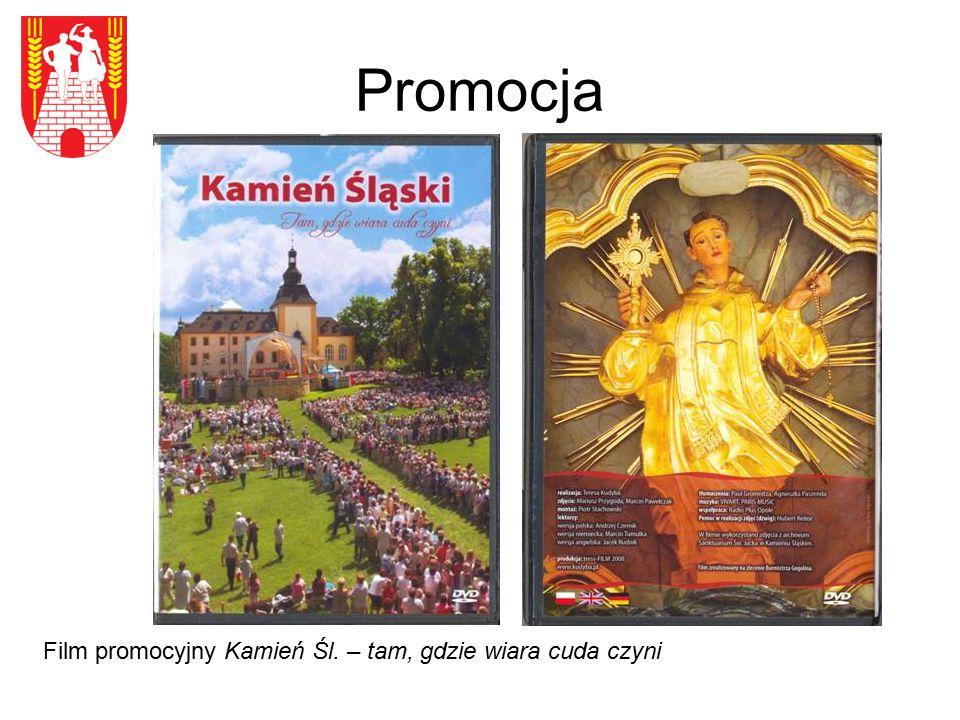 Promocja Film promocyjny Kamień Śl. – tam, gdzie wiara cuda czyni