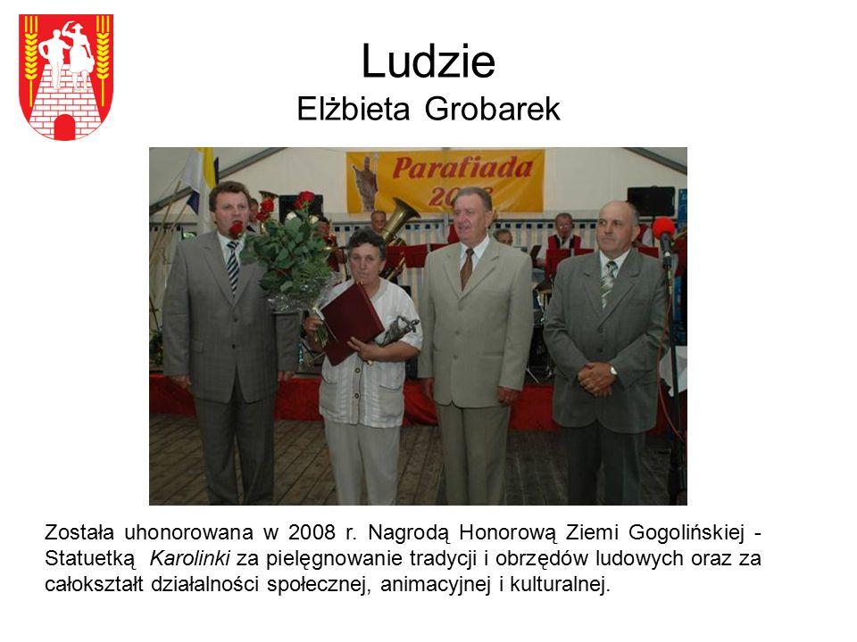 Ludzie Elżbieta Grobarek
