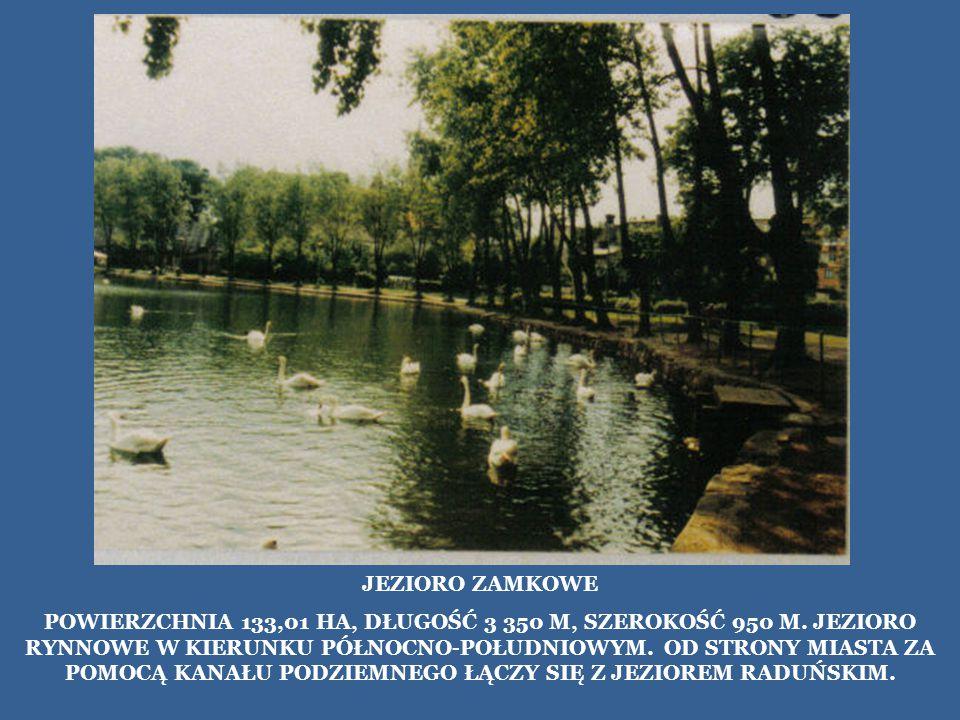 JEZIORO ZAMKOWE